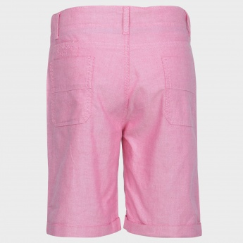 GINI&JONY Solid Shorts