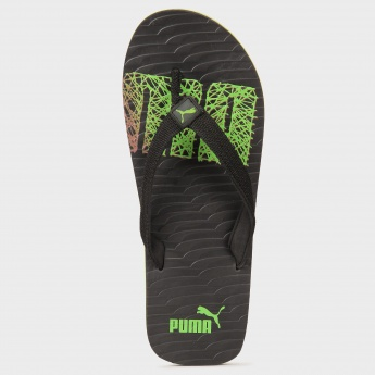 PUMA Ribbed Slippers