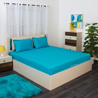 SPACES Skyrise Double Bedsheet Set