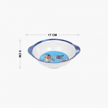 Adventure of U-tron Underwater Kids Bowl With Handle