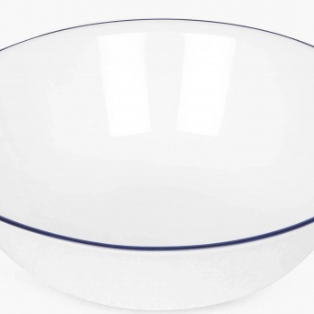 CORELLE Folk Stitchasia Serving Bowl-1 Ltr