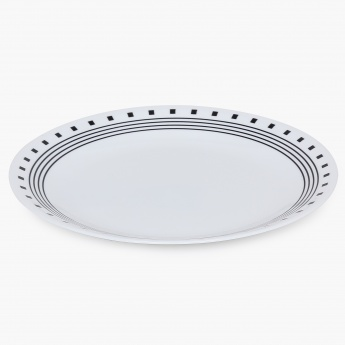 CORELLE City Blocks Dinner Plate