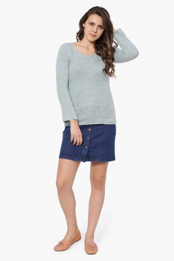 CODE Full Sleeves Sweater