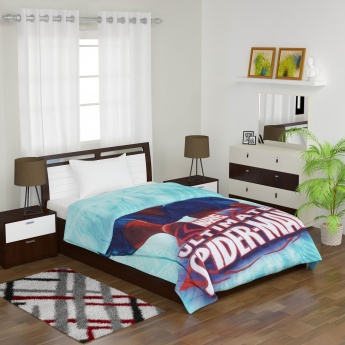 Kids Spiderman Single Bed Comforter