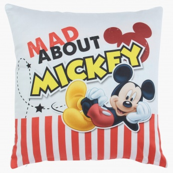 Mickey Mouse Cushion Cover - Set Of 2 Pcs.