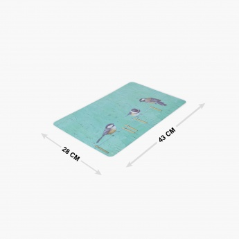 Atlantis Printed Placemat - 43 X 28 CM