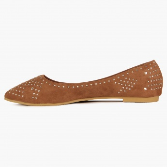 GINGER Stud Drop Shoes