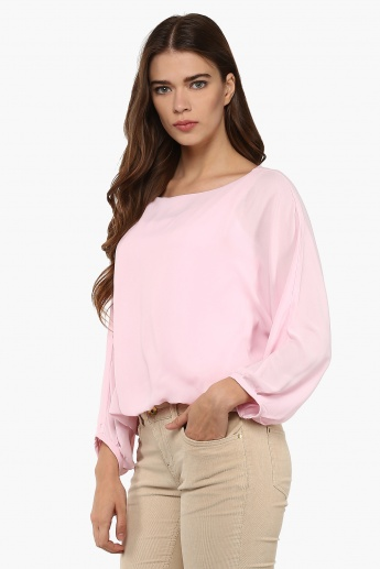 CODE Sky Brush Blouse
