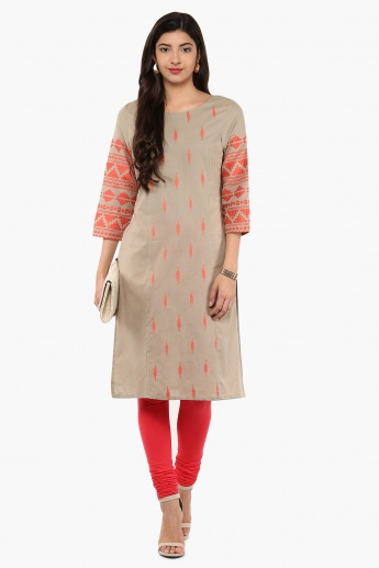 MELANGE Embroidered Kurta
