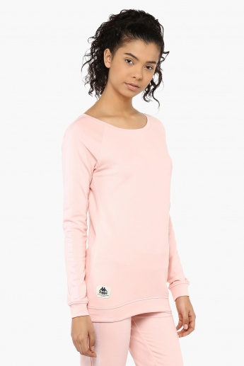 KAPPA Full Sleeves Knitted Top
