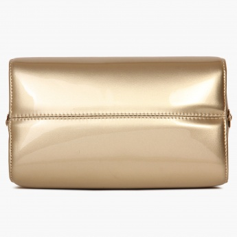 PAPRIKA Patent Metallic Finish Clutch