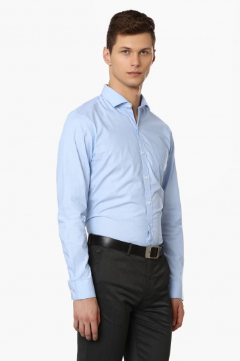 CODE Solid Formal Shirt