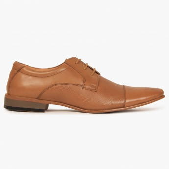 CODE Formal Derby Shoes