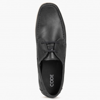 CODE Slip Ons Boat Shoes