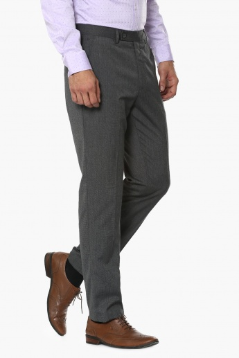 CODE Jetsetter Flat Front Formal Trousers