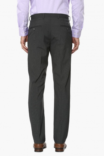 CODE Dobby Weave Formal Trousers