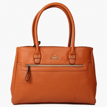 LAVIE Perforated Handbag