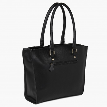 LAVIE Mood Monochrome Tote Bag