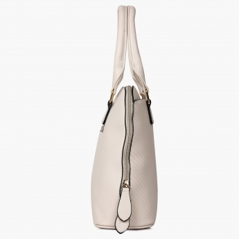 LAVIE White Mood Handbag