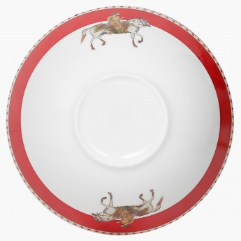 Nirvana Bone China Bowl- 6.25 Inches.