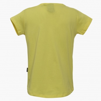 SMILEY Peace Face T-Shirt