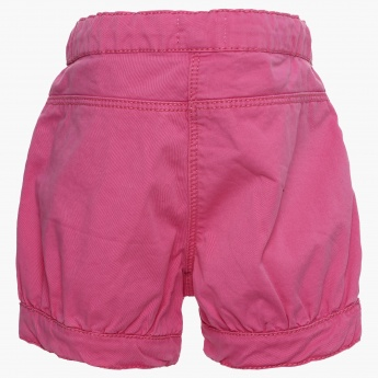 JUNIORS Solid Shorts