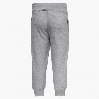 JUNIORS Solid Pocketed Trackpants