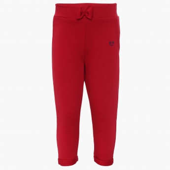 JUNIORS Jersey Solid Pants