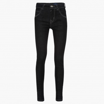 FAME FOREVER Kids Slim Fit Jeans