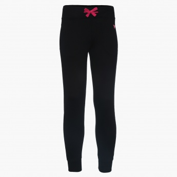 FAME FOREVER Lush Bow Joggers
