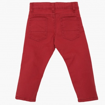 JUNIORS Five-Pocket Jeans