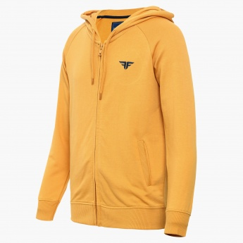 FAME FOREVER Zip-Up Hoody