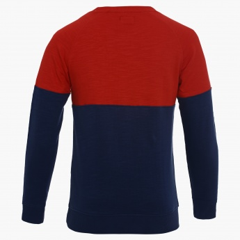 BOSSINI Full Sleeves Sweatshirt