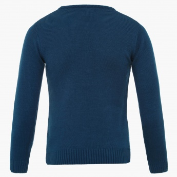 BOSSINI Trim Top Sweater