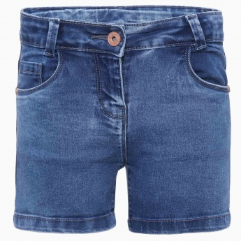 BOSSINI Denim Shorts