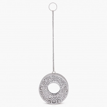 Splendid Ring Hanging Candle Holder