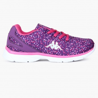 KAPPA Dot Print Sport Shoes