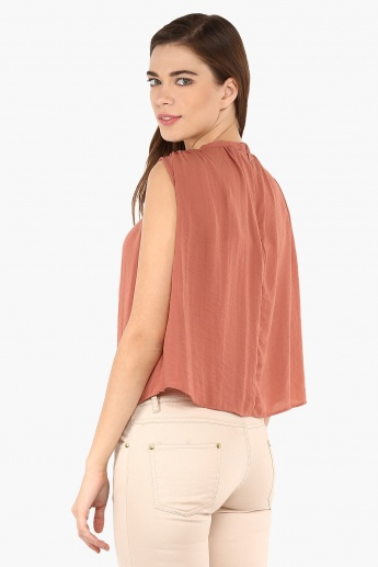 CODE Sleeveless Blouse
