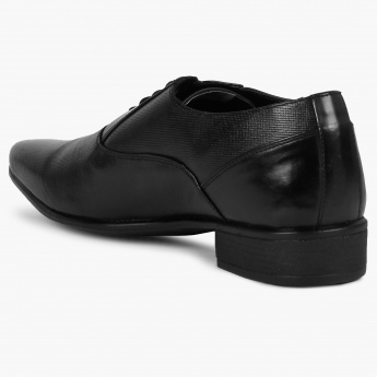 FRANCO LEONE Formal Derby Shoes