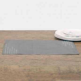 Bliss Woven Stud Placemat