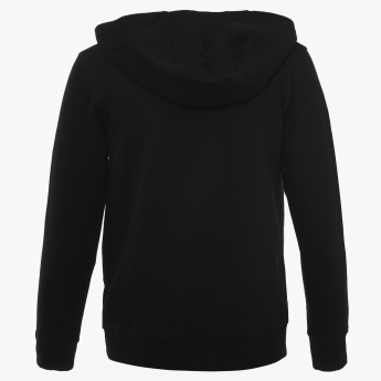 KAPPA Zip-Up Full Sleeves Hoody
