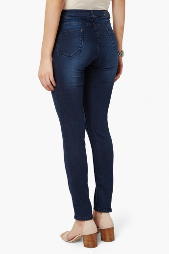 KRAUS Five-Pocket Skinny Jeans