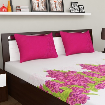 PORTICO King Size Bed Linen Set - Pack Of 3 Pcs.