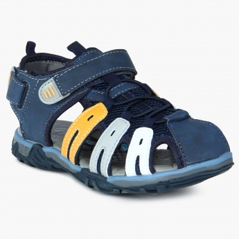 JUNIORS Velcro Closure Sandals