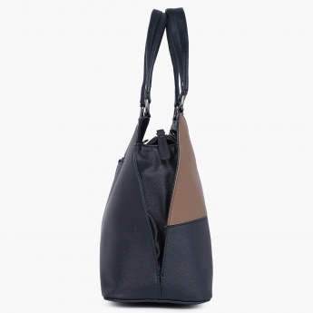 CAPRESE Colour Block Handbag