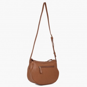 CAPRESE Bara Adjustable Strap Sling Bag