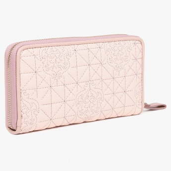 CAPRESE Erykha Embroidered Wallet