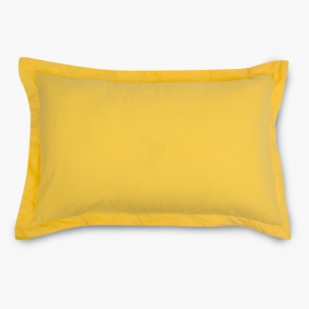 Signature Cotton Pillow Covers- Set Of 2 Pcs.