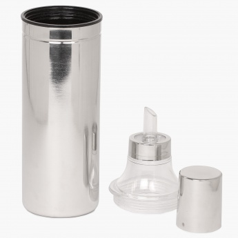 Gabrielle Stainless Steel Oil Can - 1 litre