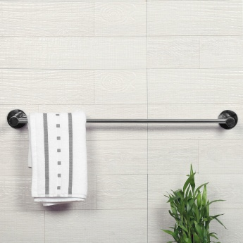 Adrian Aeron Stainless Steel Towel Holder